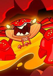 Lava Crab A