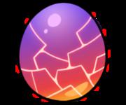 Tepid Dragon Egg