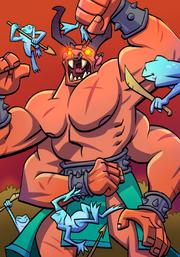 Multi Armed Beast B