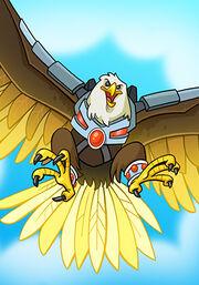 Armored Eagle A