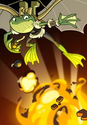 Bombardier Frog B