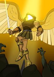 Angel Champion A