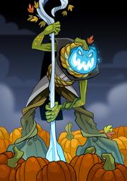 Arcane Pumpkin B