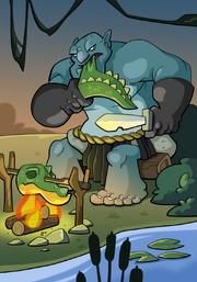 Marsh Ogre A