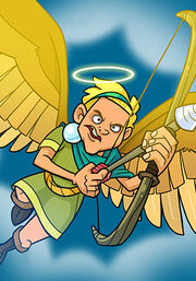 Young Angel Archer A