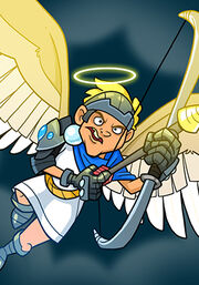 Young Angel Archer C