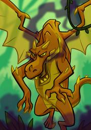 Poison Dragon A