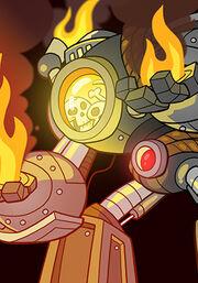 Fire Furnace C