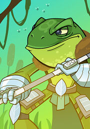 Frog Hero B