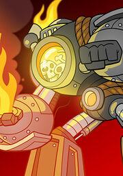 Fire Furnace B