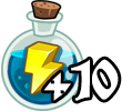 Energy refill 10
