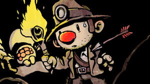 Spelunky Guy Art Large