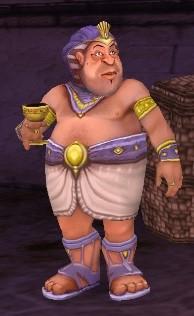 Fat Abydosian Man