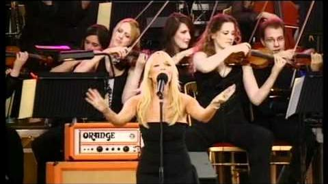 Emma Bunton - Baby Love Live - The Party In The Palace 2002
