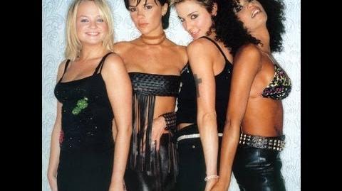 Spice Girls - My Strongest Suit (Lyrics & Pictures)