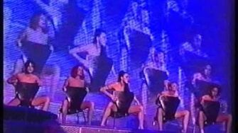 Spice Girls - Naked (Live in Lyon)