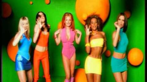 Spice Girls - Power Of Five (Channel 5 Launch UK '97)-0