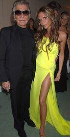 Victoria and Roberto Cavalli