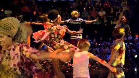 The Beatles LOVE by Cirque du Soleil Trailer