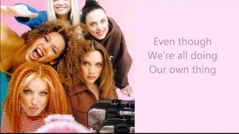 Spice Girls - One Of These Girls (Lyrics & Pictures)-0