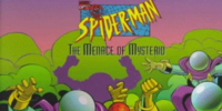 Spider-Man: The Menace of Mysterio