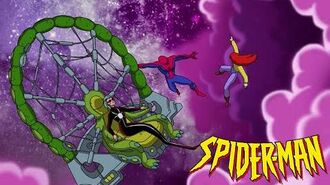 Spider-Man TAS episode 66 «Peter Finds Mary Jane»