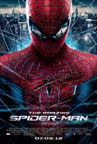 File:The Amazing Spider-Man first poster.jpg
