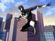Spider-Man 3 PS2, Xbox, GameCube, Wii and PSP graphics