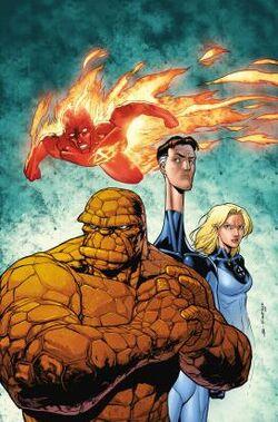 Fantastic Four (Earth-20051)