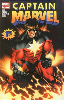 Captain Marvel Vol. 6 -1