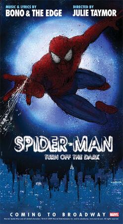 Spider-Man musical