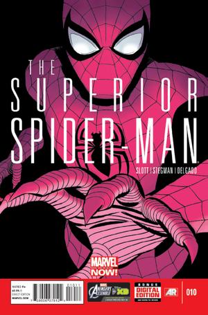 Superior Spider-Man Vol. 1 -10