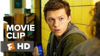 Spider-Man Homecoming Movie Clip - You're the Spider-Man? (2017) Movieclips Coming Soon