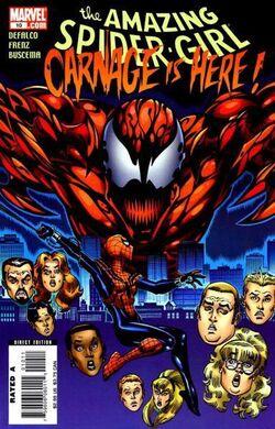 Amazing Spider-Girl Vol 1 10