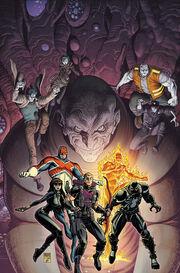 Venom as a member of the Secret Avengers