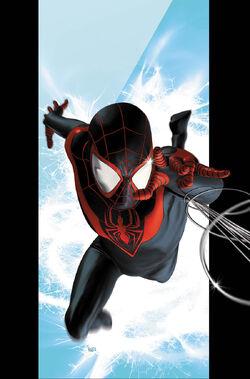 Ultimate Comics Spider-Man Vol 2 1 Textless