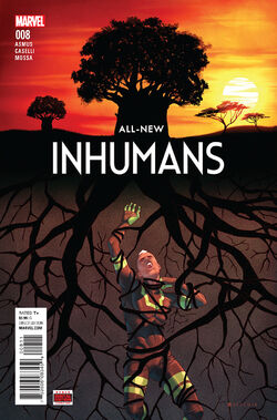 All-New Inhumans Vol. 1 -8
