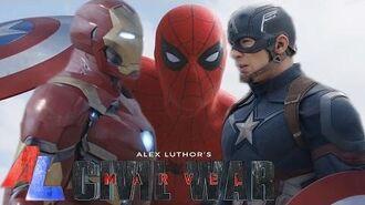 Marvel Civil War Battle Trailer - FanMade