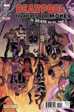 Deadpool & the Mercs for Money Vol. 2 -10