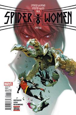 Spider-Women Omega Vol. 1 -1