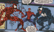 Spider-Man & Venom meet Carnage