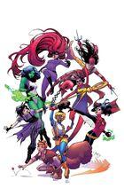 Marvel Legacy Vol. 1 -1 Reeder Variant Textless