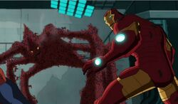 Swarm Ultimate Spider-Man