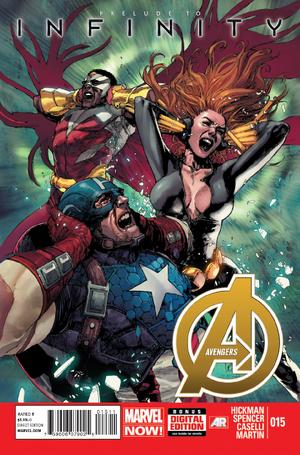 Avengers Vol. 5 -15