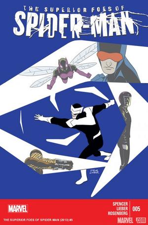 Superior Foes of Spider-Man Vol. 1 -5