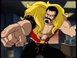Kraven the hunter 90s