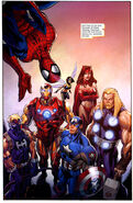 Peter (Earth-1610) and the Ultimates