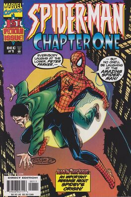 1637557-spider man chapter one 1999 1 super