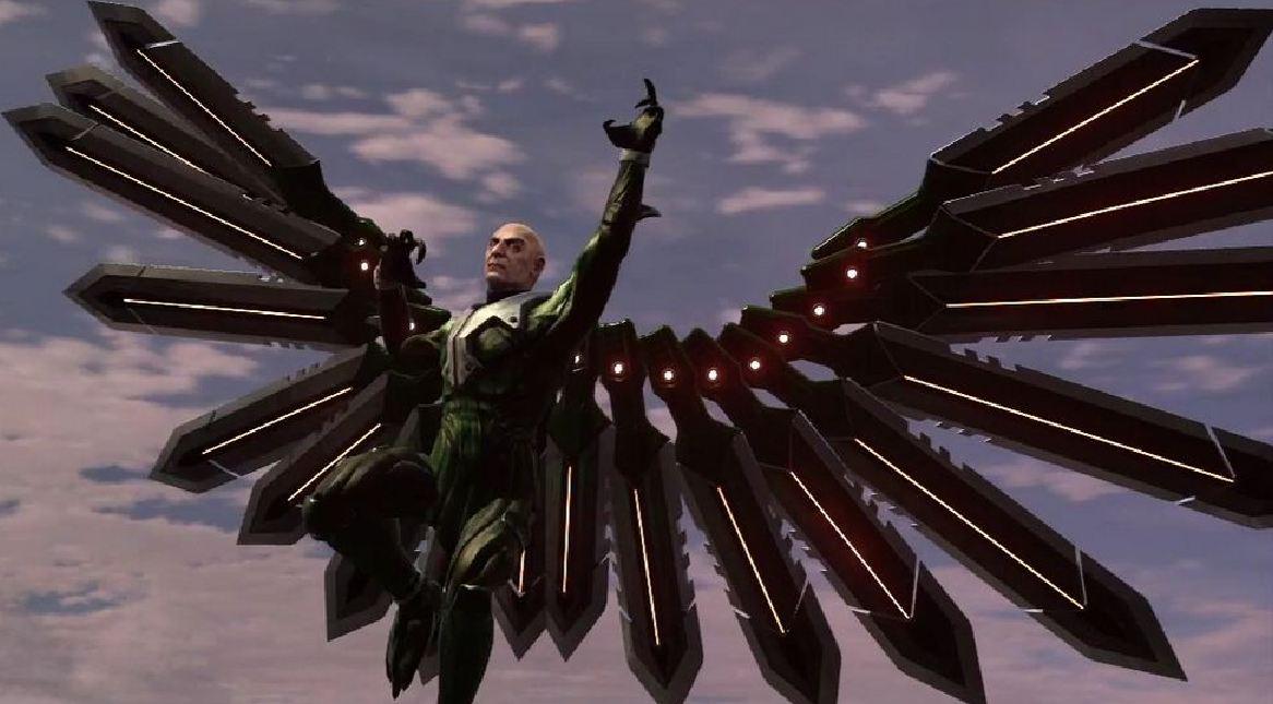 Image - Vulture (Web of Shadows).JPG   Spider-Man Wiki ...