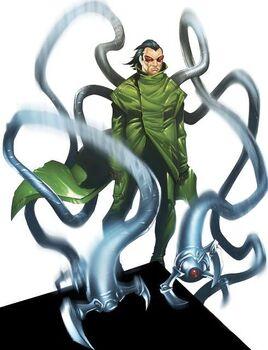Doctor Octopus II (Luke Carlyle)